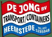 logo de jong transport/containers