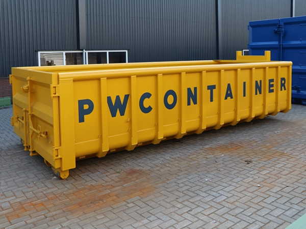 foto pw container asbestcontainer