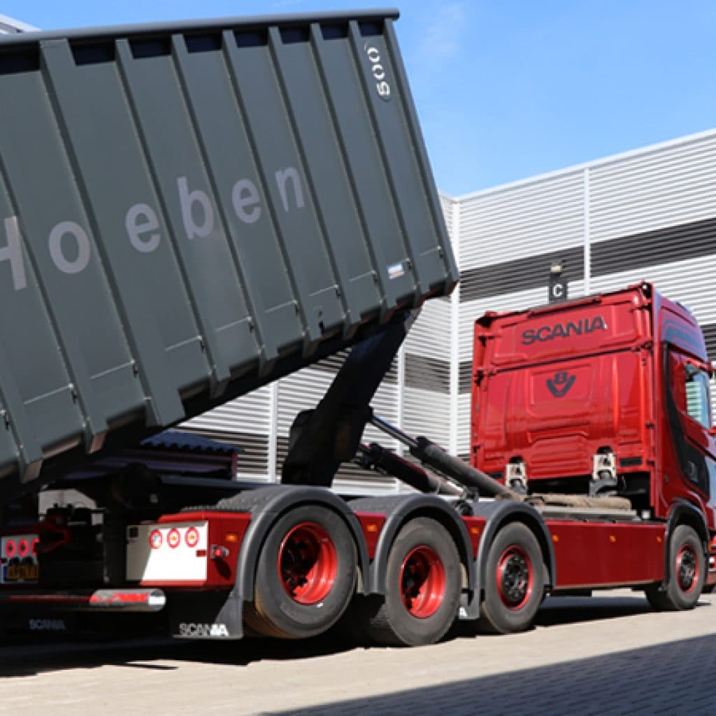 pw container knikarmcontainer container aanpassen