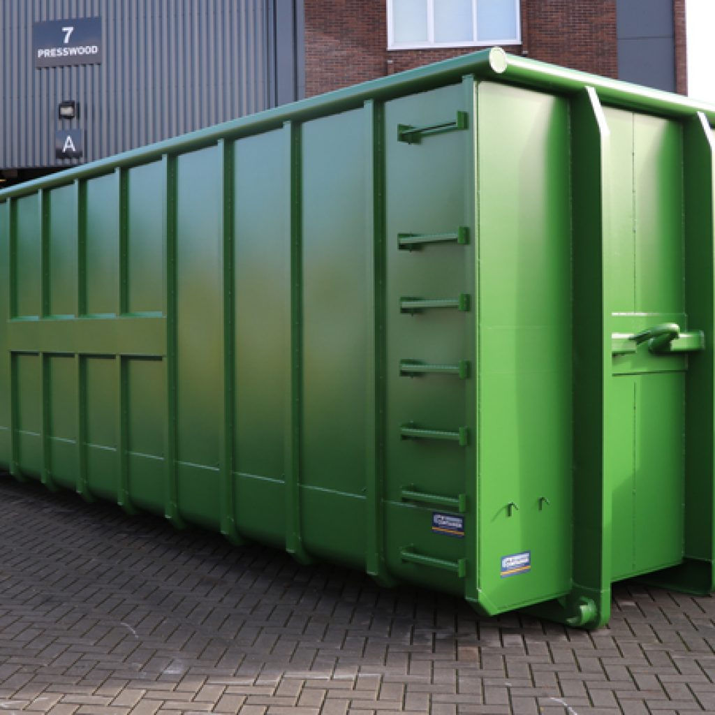 afzetcontainer pw container