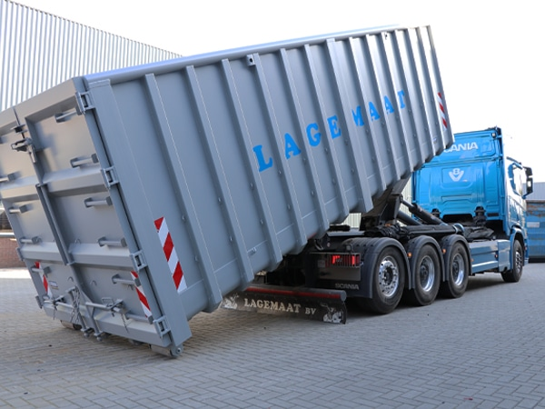 pw container maatwerk volume container