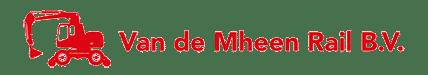 logo van de mheen rail