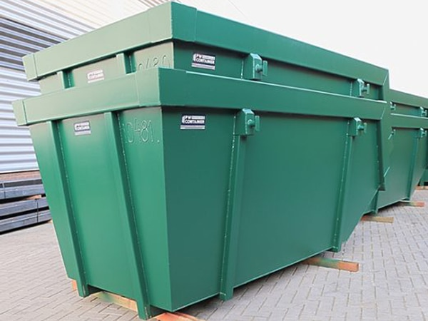 afbeelding pw container afvalcontainer