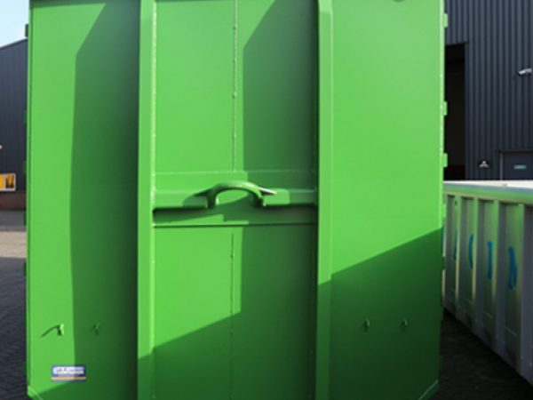 PW Container levering groene container