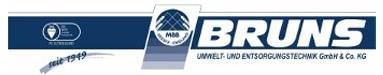 logo Bruns referentie PW Container