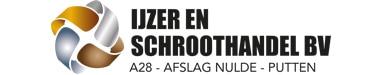 logo IJzer en Schroothandel referentie PW Container