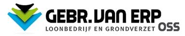 logo Gebroeders van Erp referentie PW Container