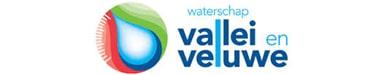 logo Waterschap Vallei en Veluwe referentie PW Container
