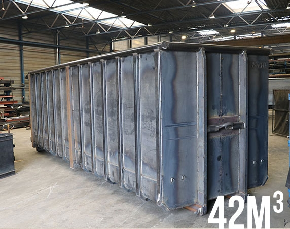 container 42m³