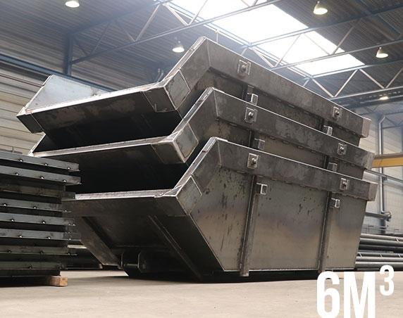 container 6m³