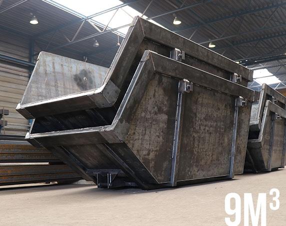 container 9m³